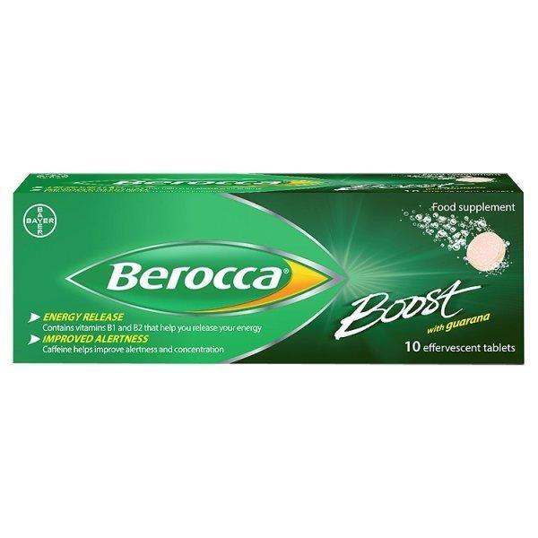 Berocca Boost tablets x 10