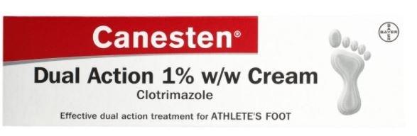 Canesten AF (Dual Action Cream) 30g