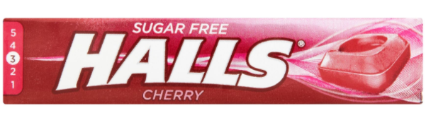 Halls Sugar Free Assorted Cherry