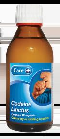 Health Codeine Linctus 200ml