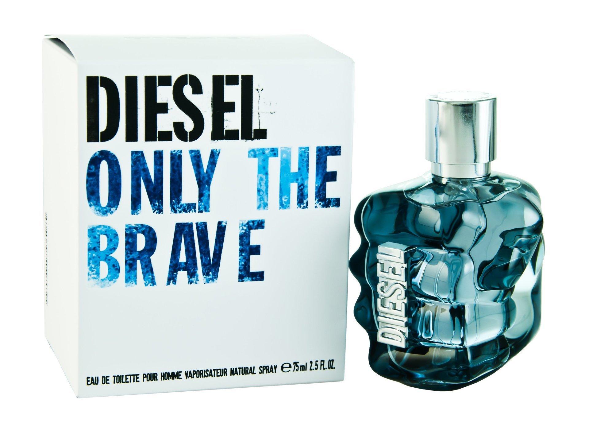 Diesel Only The Brave Edt 75ml Spr