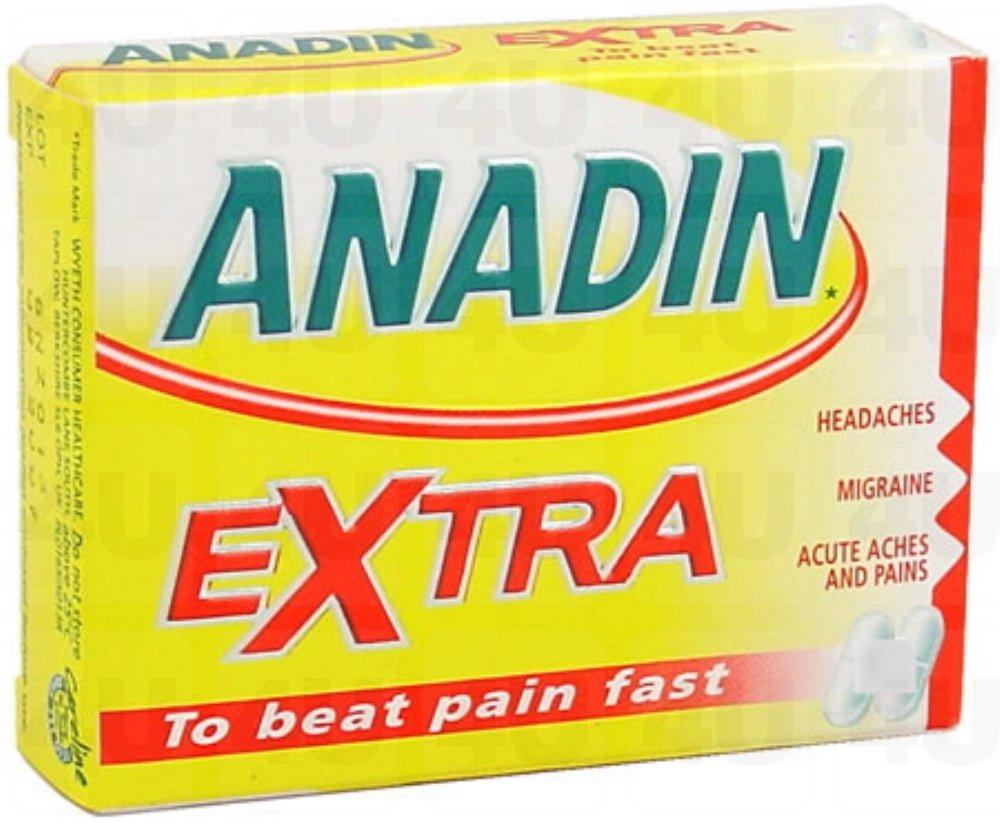 Anadin Extra - 12 tablets
