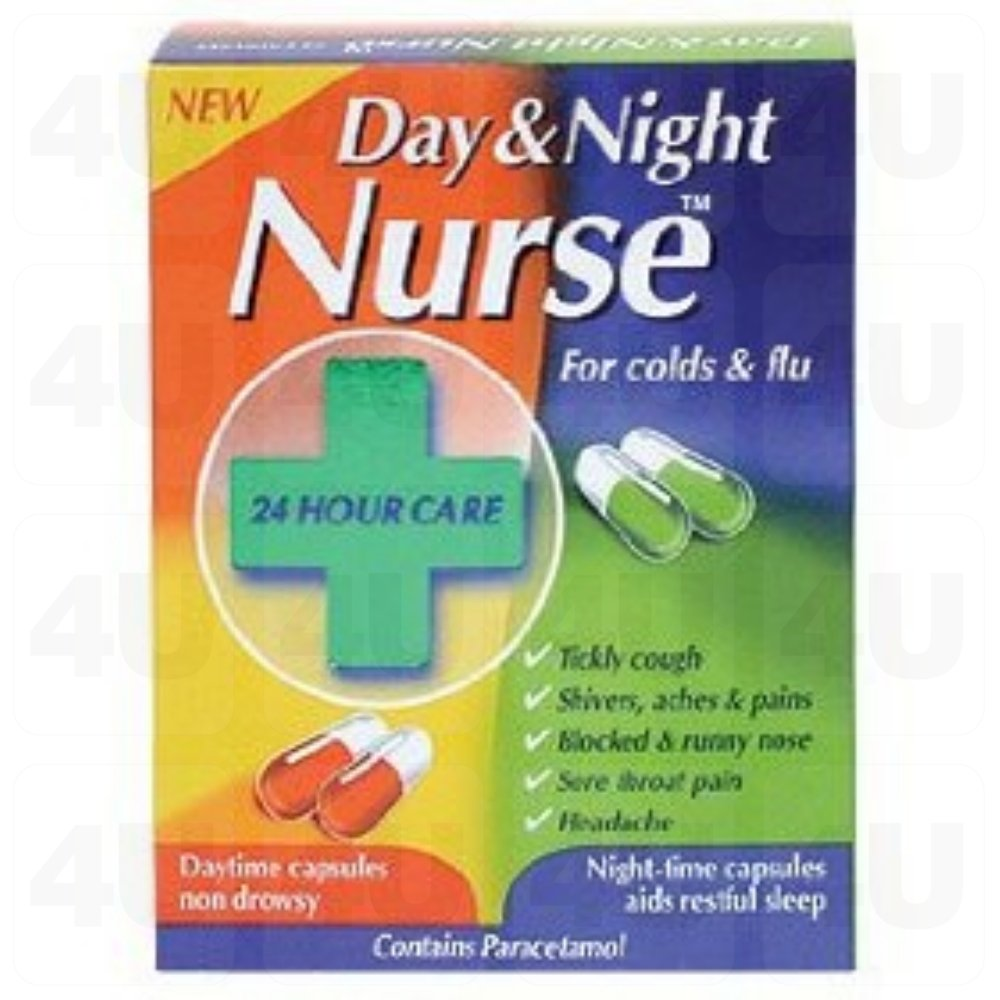 Astounding Day And Night Nurse Capsules Home Interior And Landscaping Ologienasavecom