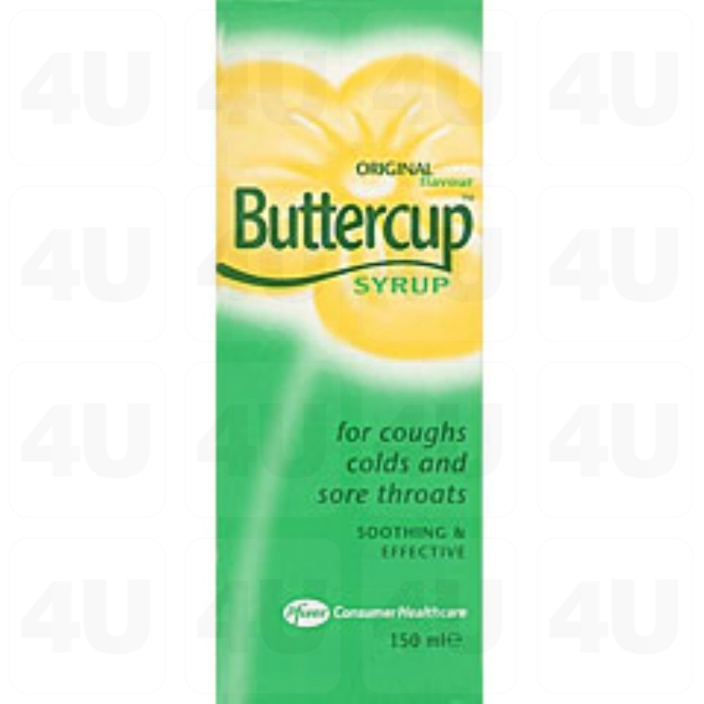 Original Buttercup Syrup