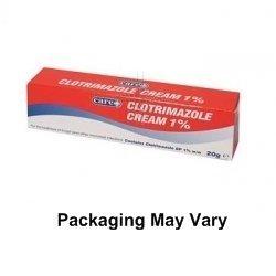 Clotrimazole Cream 1% Bundle (Canesten Alternative) - 5x20g