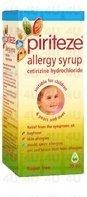 Piriteze Allergy Syrup 70mls