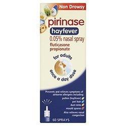 Pirinase Allergy Nasal 60 Sprays