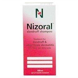 Nizoral Shampoo x 100ml