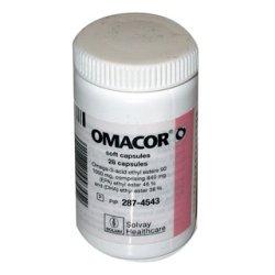 Omacor Capsules 1000mg x 28