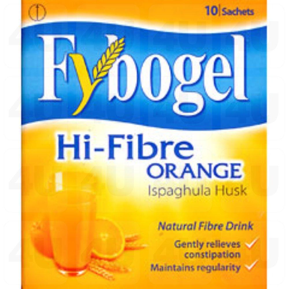 Fybogel Hi-fibre Orange Sachets x 30