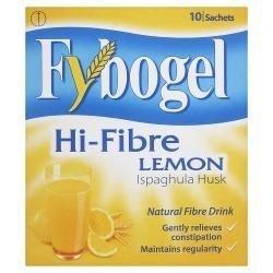 Fybogel Hi-fibre Lemon Sachets x 10