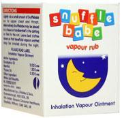 Snufflebabe Vapour Rub x 24g