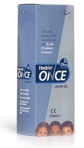 Hedrin Once Liquid Gel 4% x 100ml