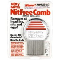 The Nitty Gritty Comb