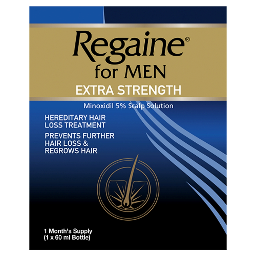 Regaine Extra Strength Solution - One Month Supply