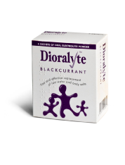 Dioralyte Blackcurrant x 6 sachets