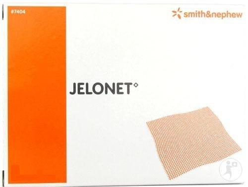 JELONET 5 x 5 paraffin gauze dressing x 5