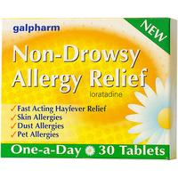 Galpharm Non-Drowsy One-a-day Hayfever Tablets