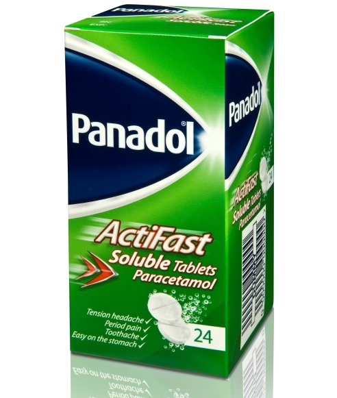 Panadol Actifast Soluble