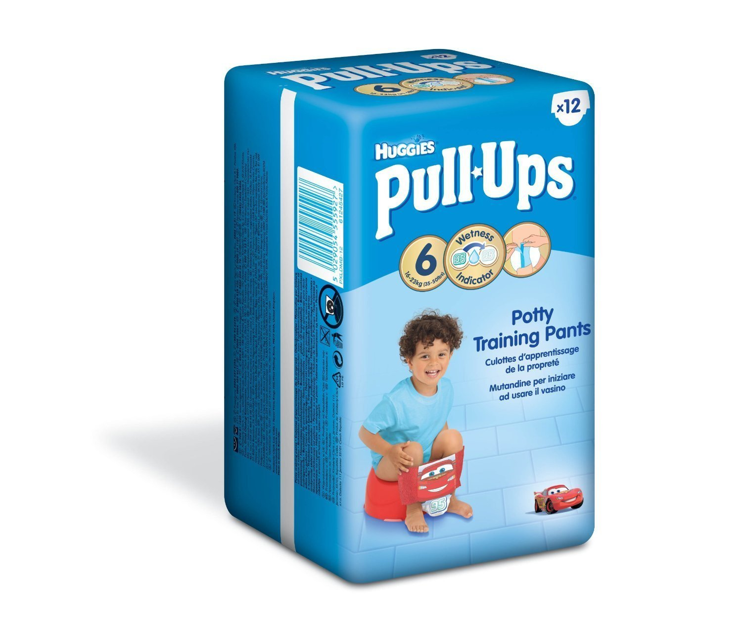 Huggies Day Time Pull Ups Boy Large