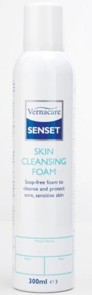 Senset Cleansing Foam
