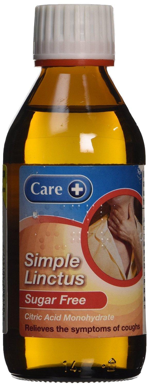 Care Simple Linctus x 200ml