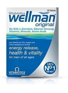 Wellman Original 30 tablets