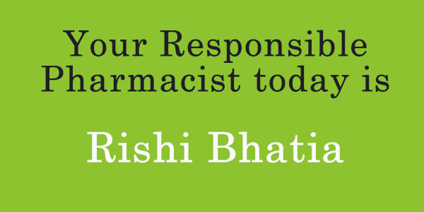 Responsible Pharmacist